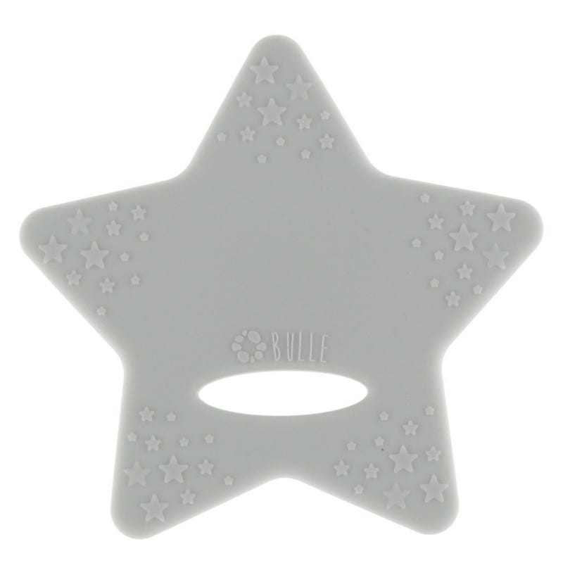 Star Toy Blanket - Gray