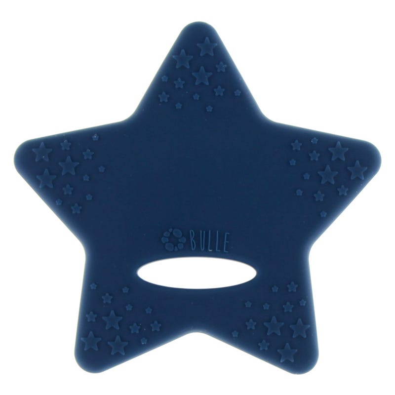 Star Toy Blanket - Blue