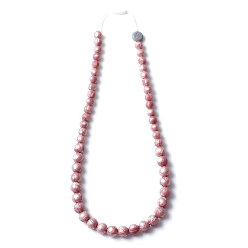 Maxi Mommy Necklace - Pink