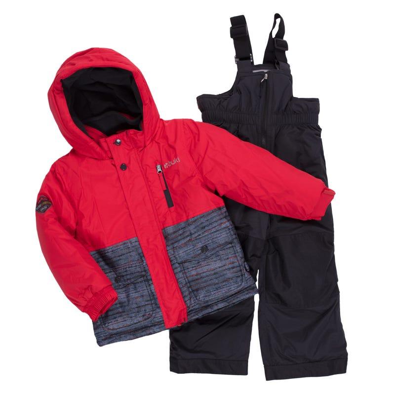 Pocket Snowsuit 2-8