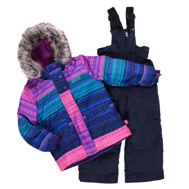 Aztec Snowsuit 2-8
