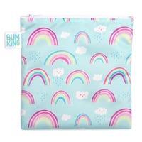 Reusable Snack Bag Large - Rainbow