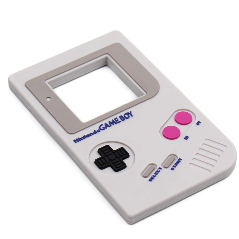 Silicone Teether - Game Boy