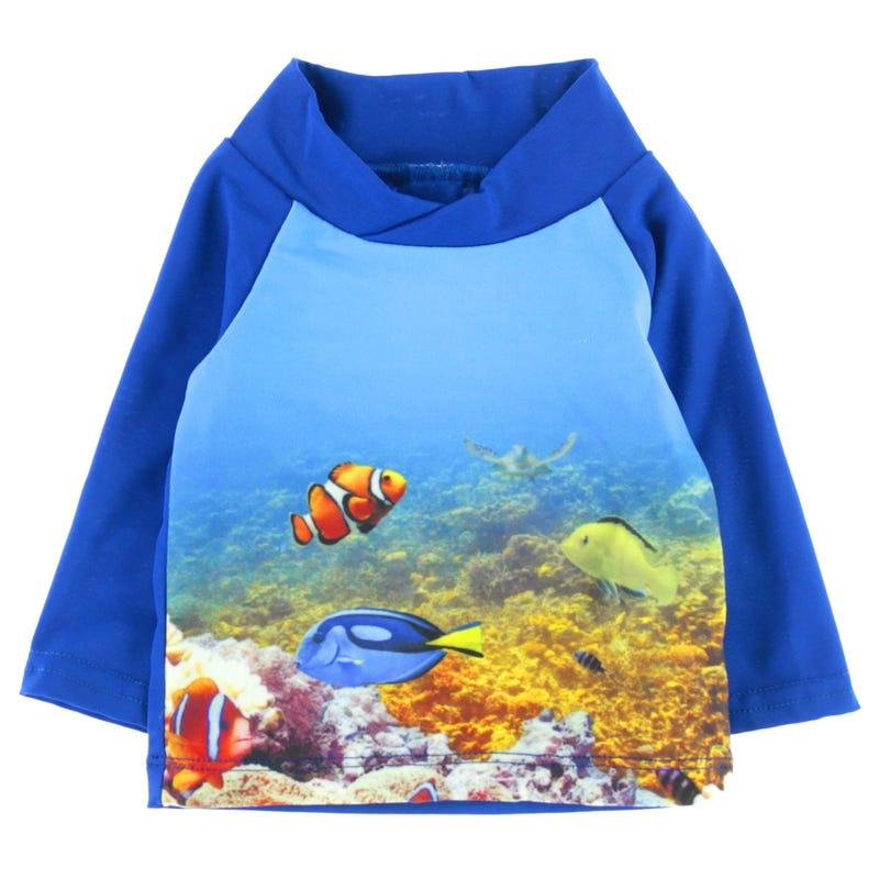 T-Shirt**Uv Coral 3-24m