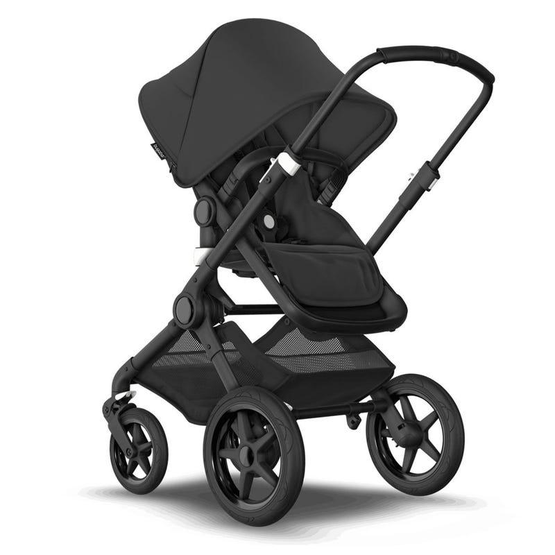 Fox3 Stroller - Black / Black / Black
