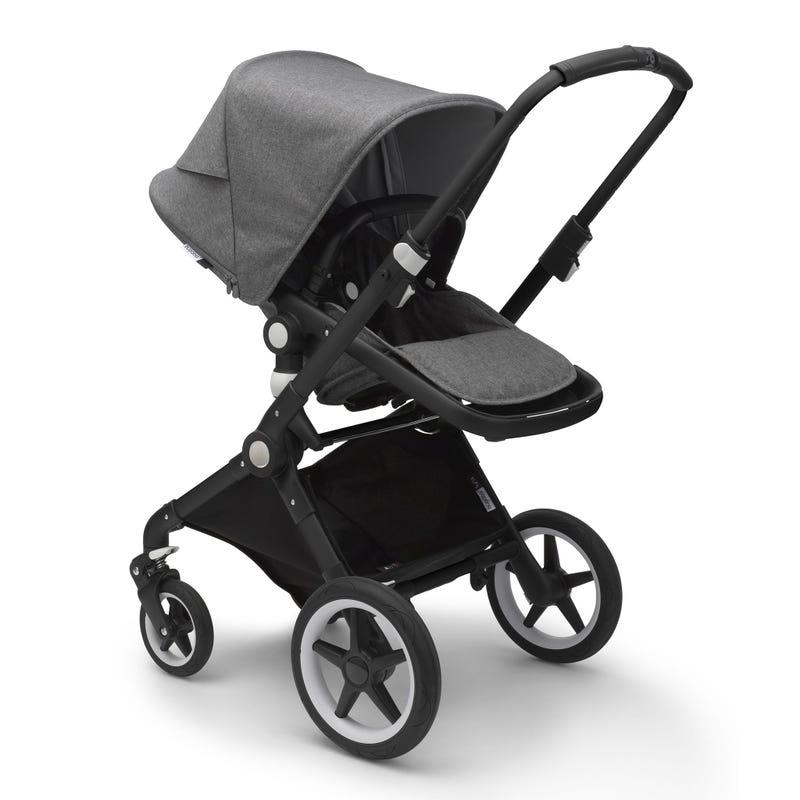 Stroller Lynx Black/Grey Mel