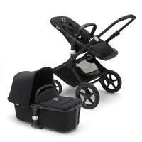 Stroller Bugaboo Fox - Black/Black