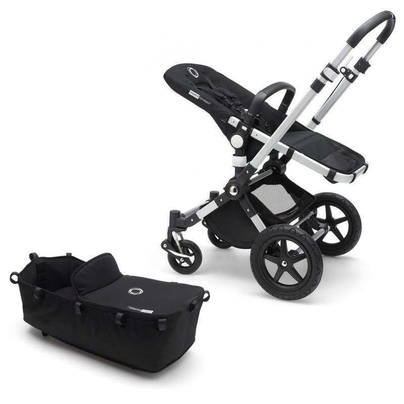 Stroller Cameleon3 Plus - Aluminium/Blue