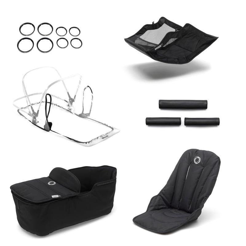 Fox Style Set Complete - Black