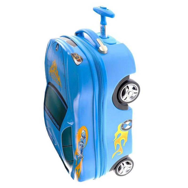 Car Suitcase - Blue