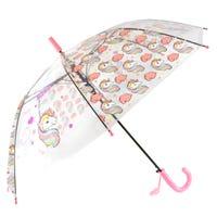 Parapluie Licorne Transparent