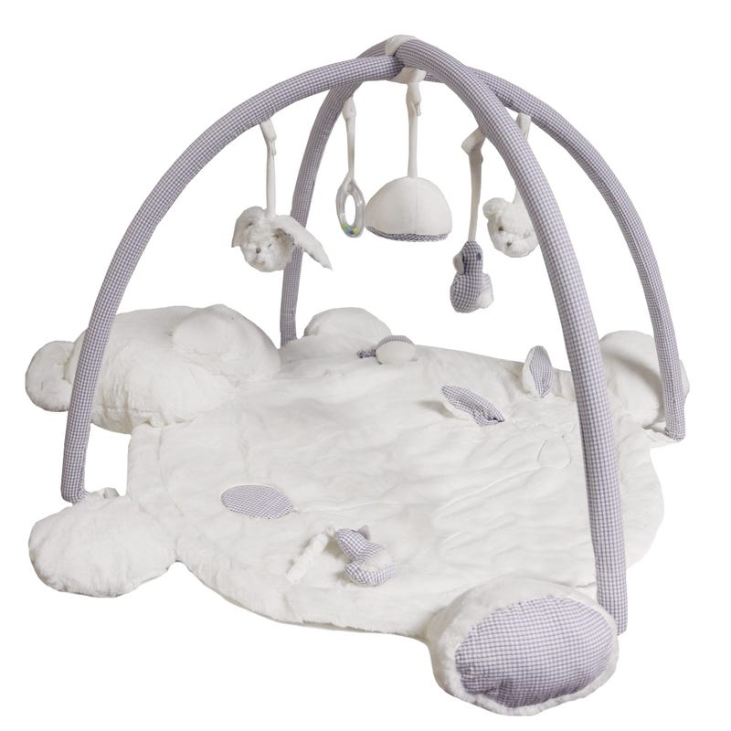 Bear Cub Activity Mat - White