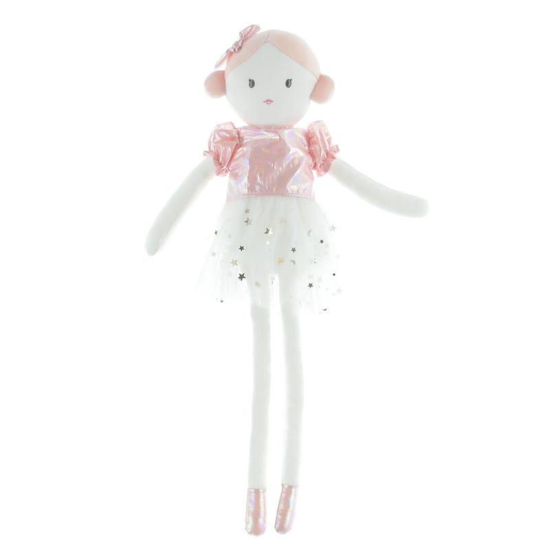 Ballerina Melody - White