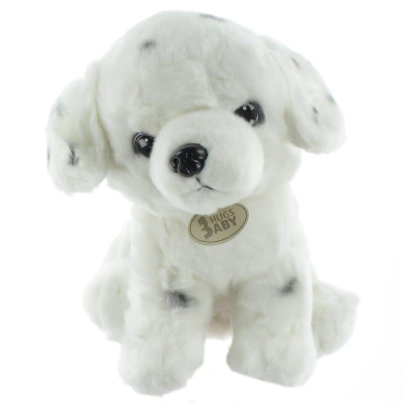 Dog Plush -White