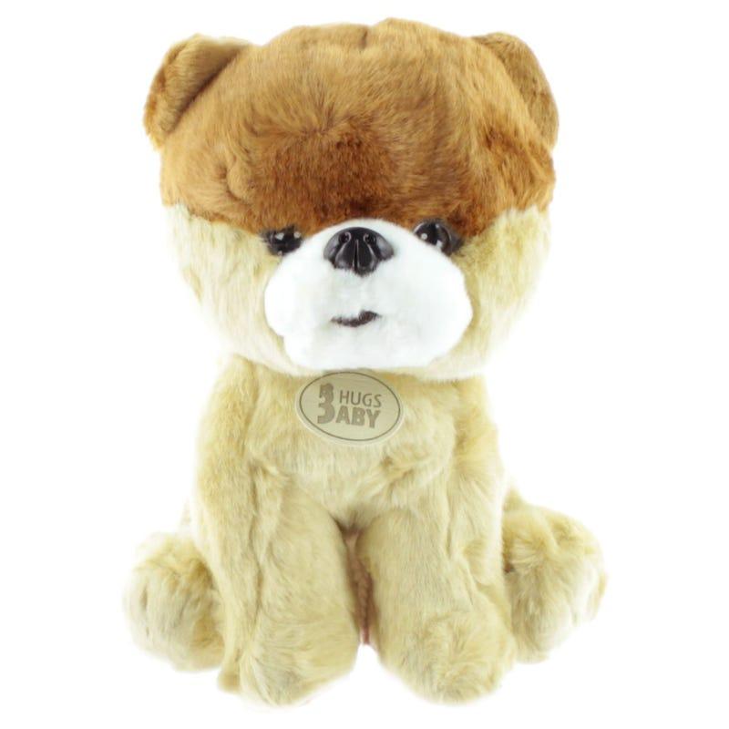 Dog Plush - Brown