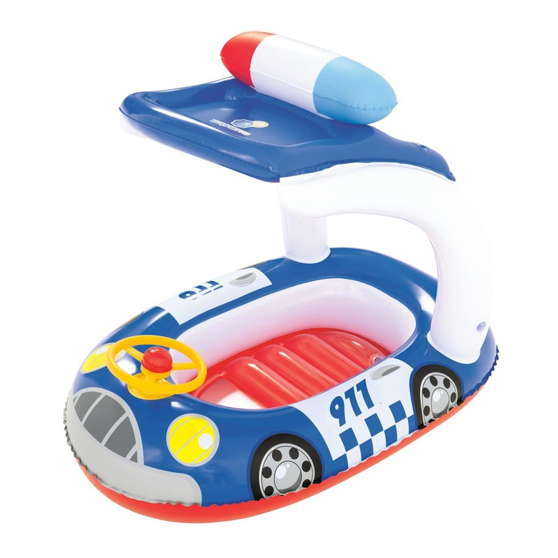 Inflatable Blue Car For Pool