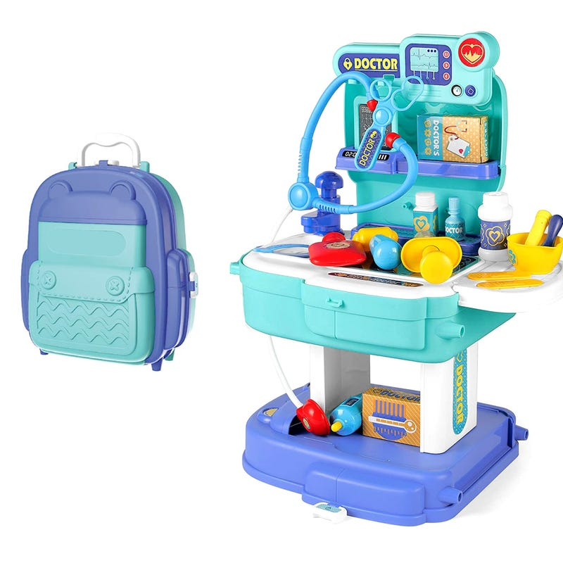 Backpack Toy - Doctor Kit