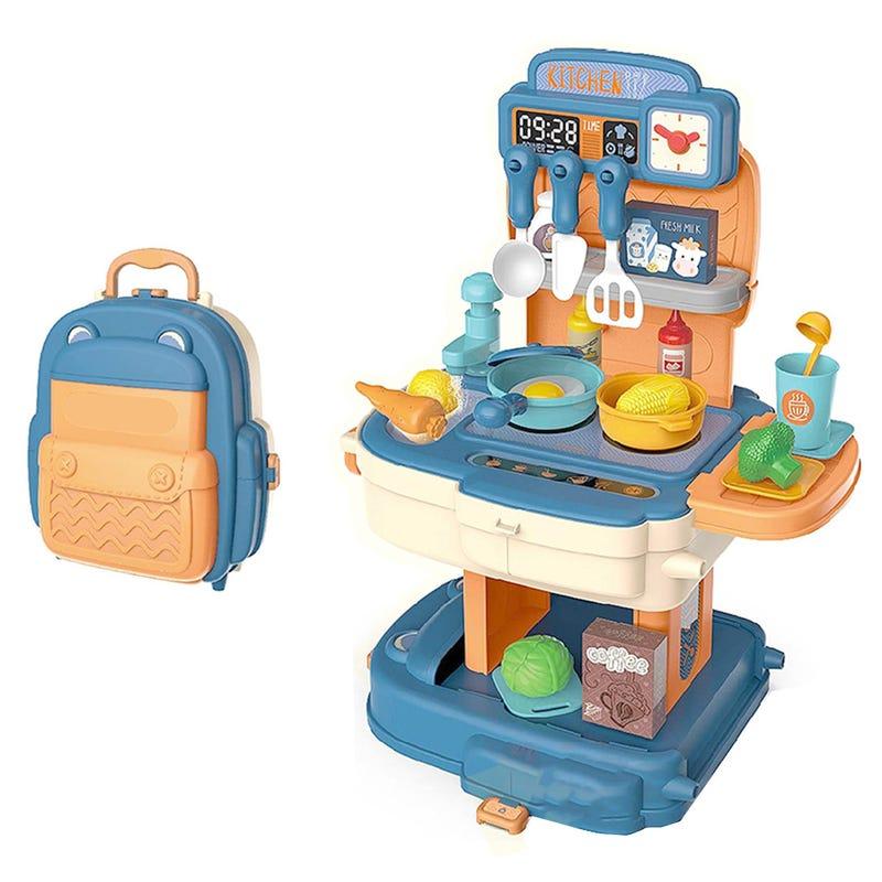 Backpack Toy Kit Kithchen
