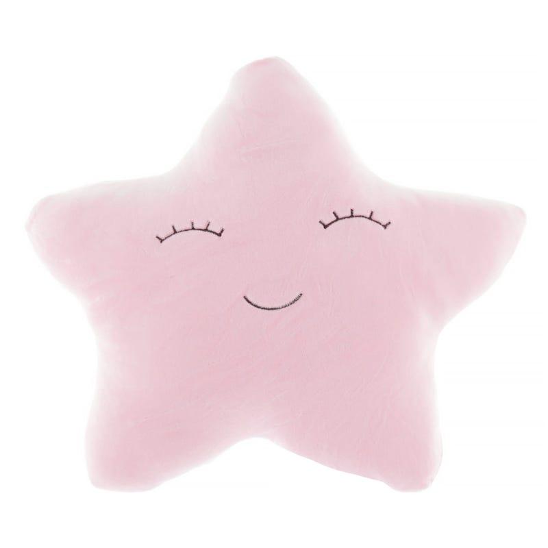 Star Cushion - Pink