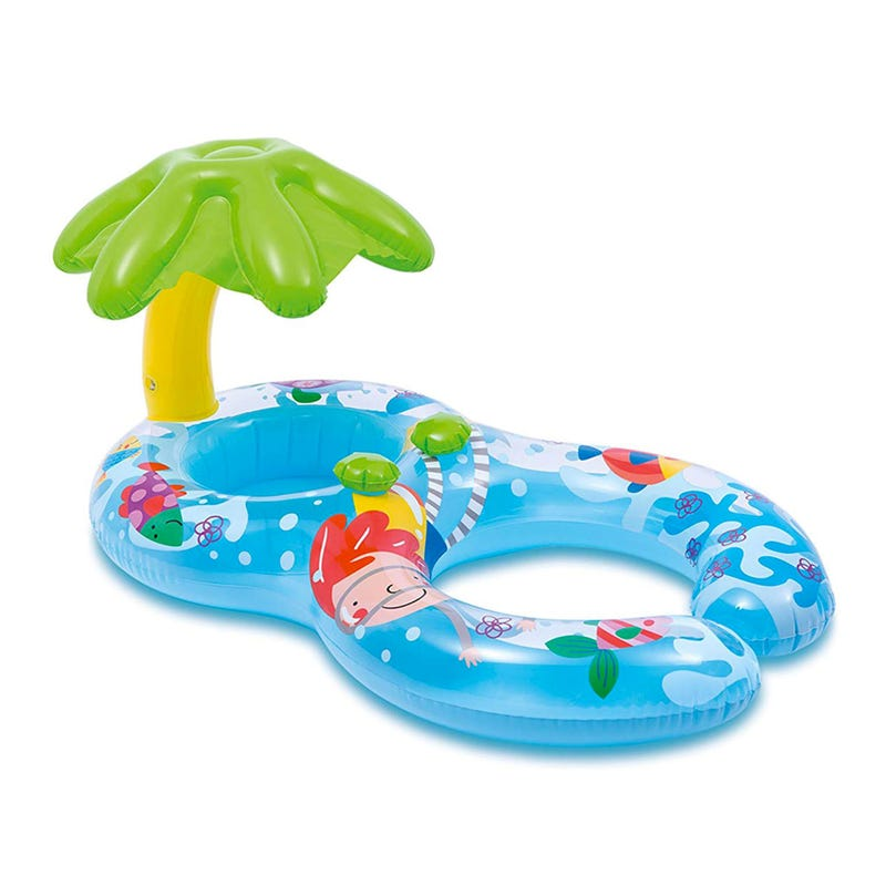Ring Inflatable Baby And Mom for Pool