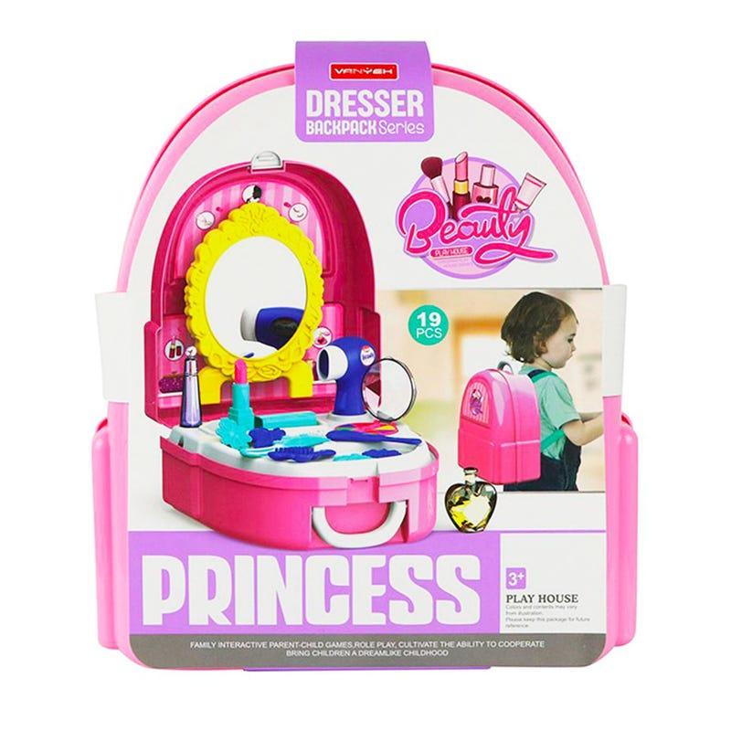 Toy Kit Backpack- Makeup