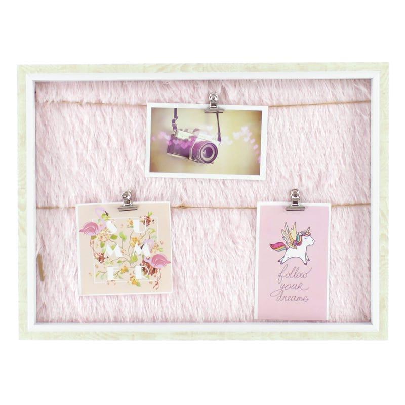 Fur Board - Pink