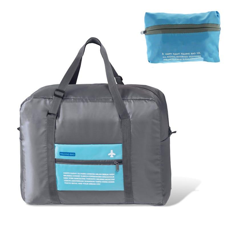 Traveling Bag - Grey
