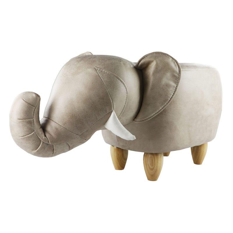 Tabouret Éléphant