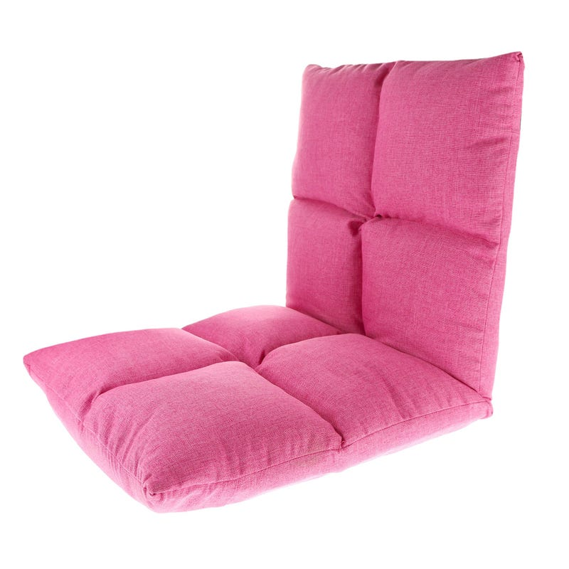 Folding Gaming Chair - Pink