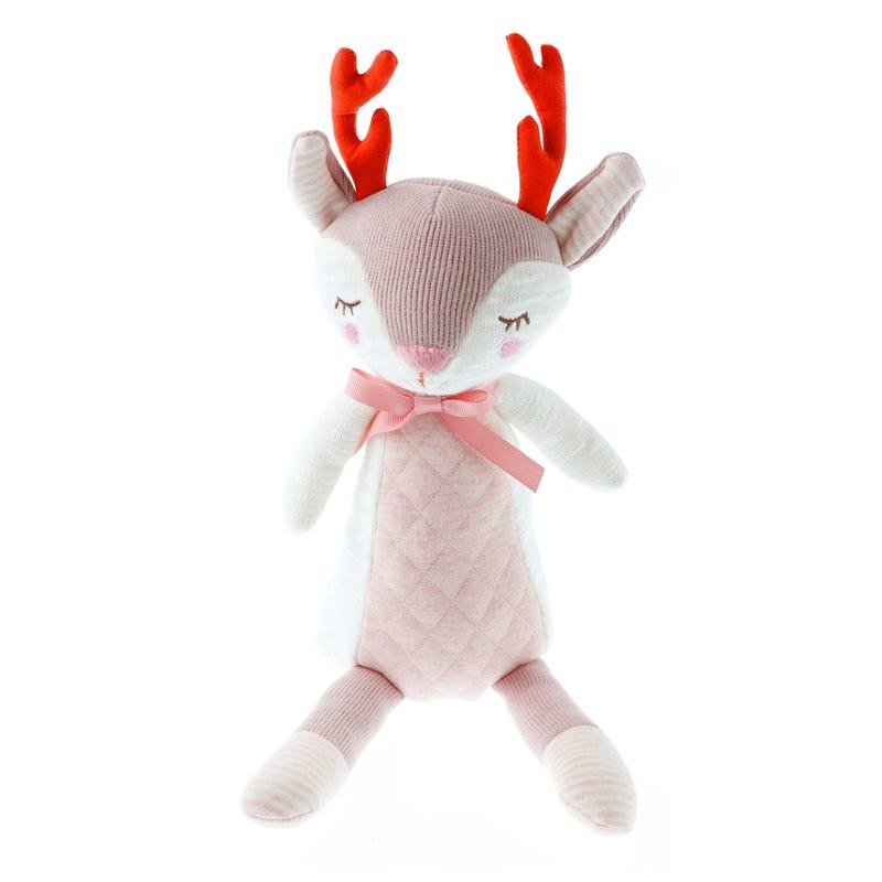 Deer Plush - Pink