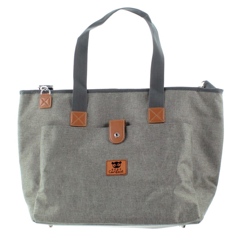 Diaper Bag - Gray