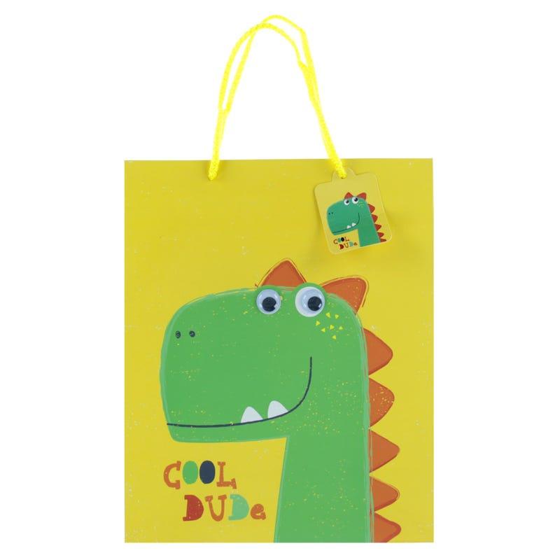 Sac Cadeau Dinosaure