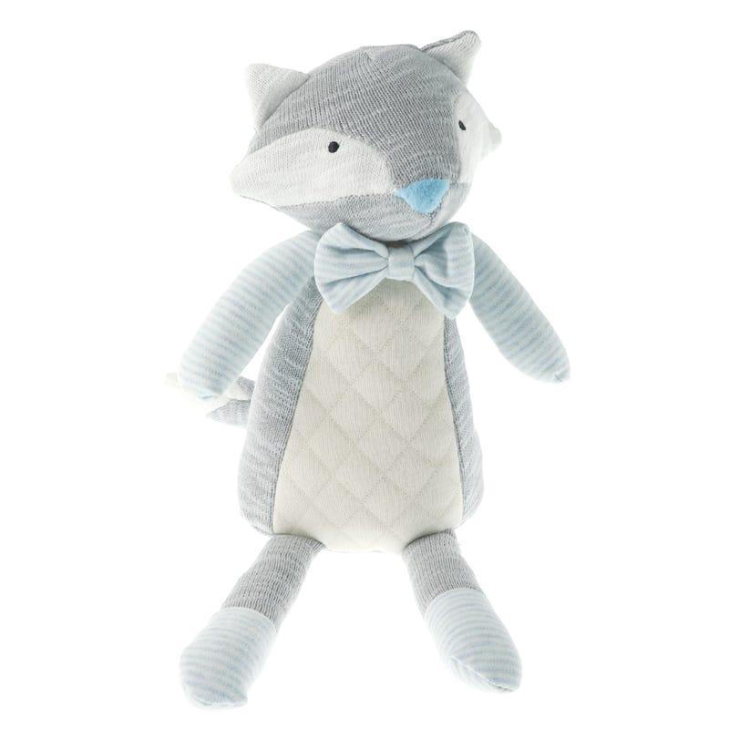 Fox Plush - Gray