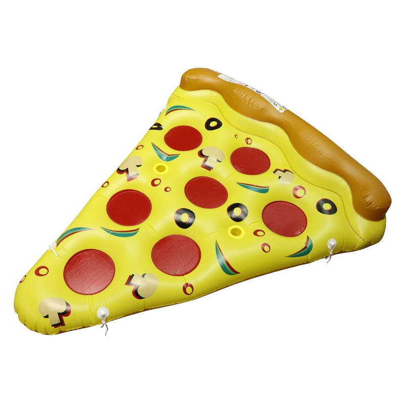 Inflatable Pizza for Pool