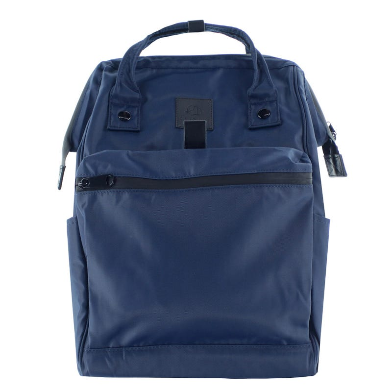 Backpack Diaper Bag Origami - Navy