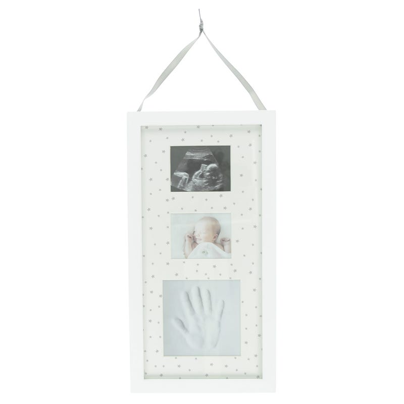Souvenir Frame - Baby Imprint/Photos