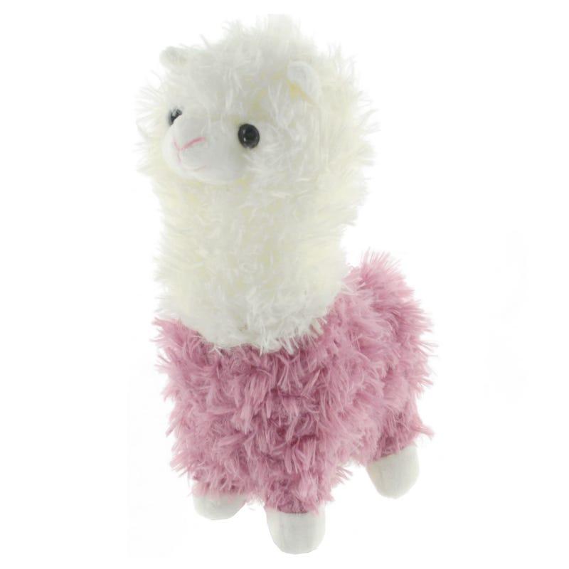 Llama Plush - Pink