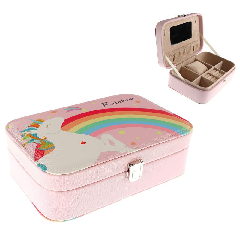 Unicorn Jewelry Boxe
