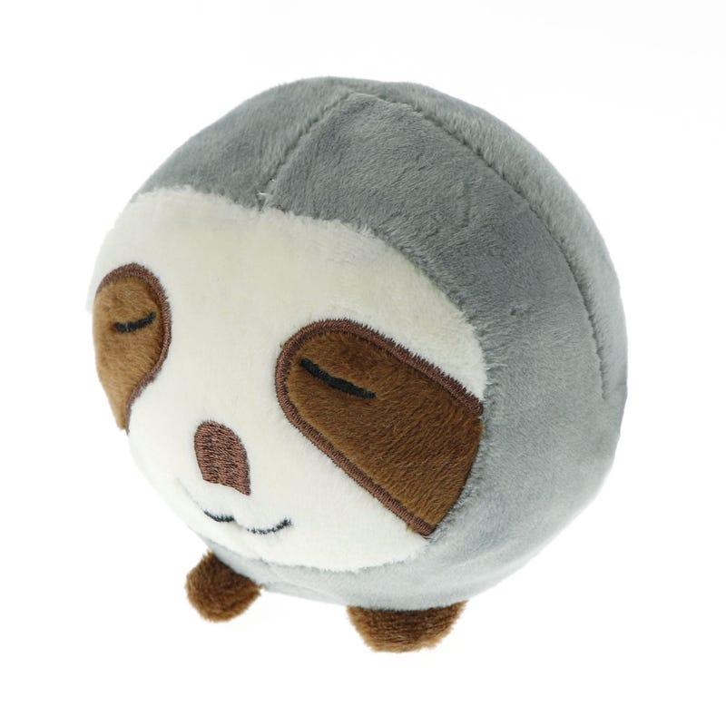 Round Sloth - Grey/Brown