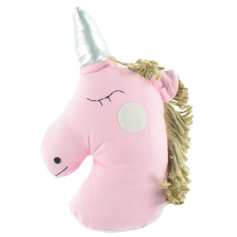 Unicorn Doorstopper - Pink