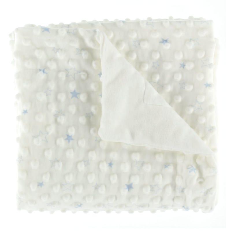 Star Blanket - Blue
