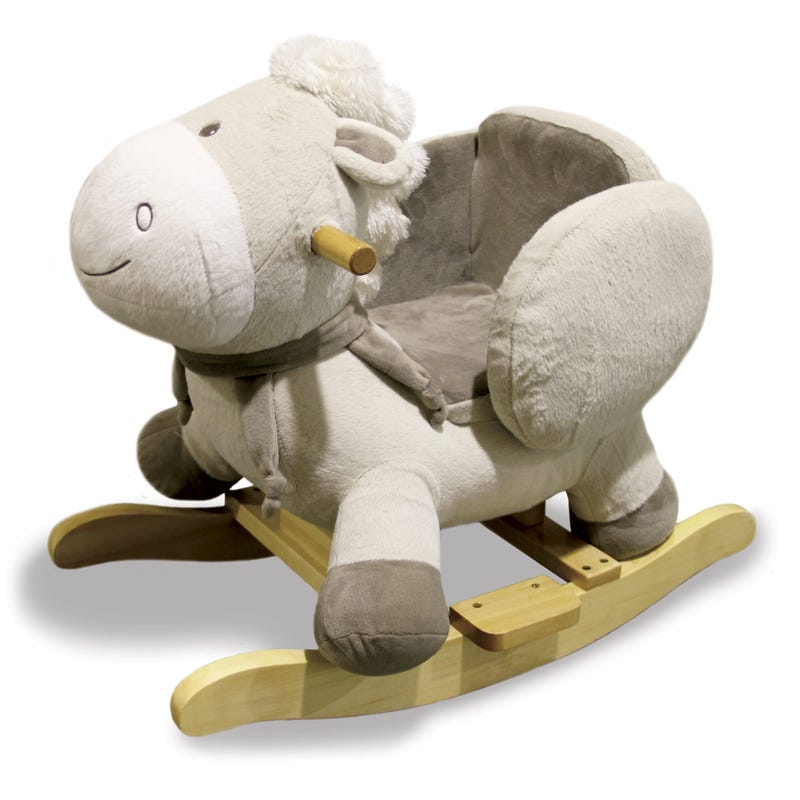 Wooden Rocking Animal - Horse