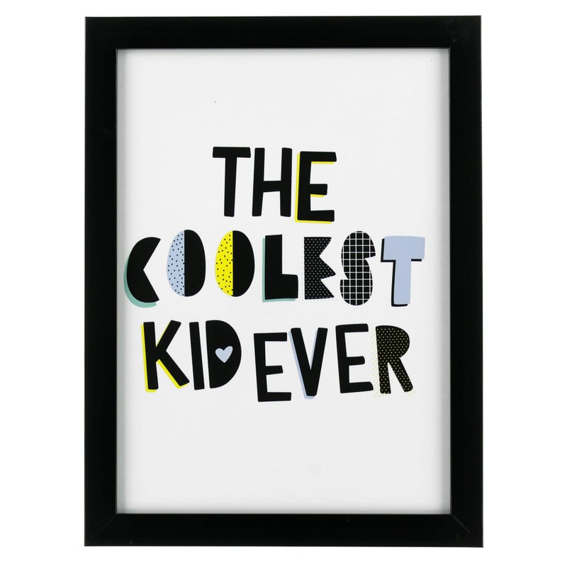 The Coolest Kid Ever Frame