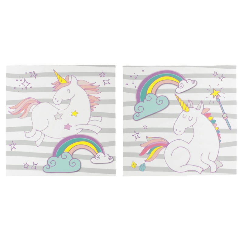 Unicorn Frames 2-Pack