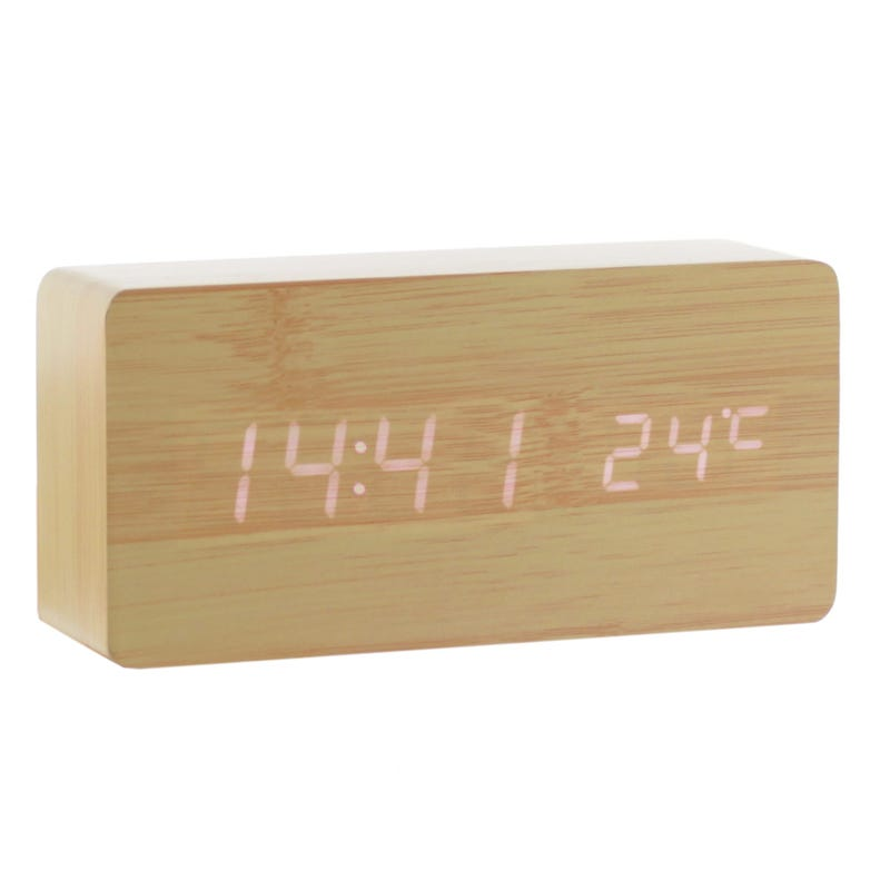 Reveille Matin Heure Temperature