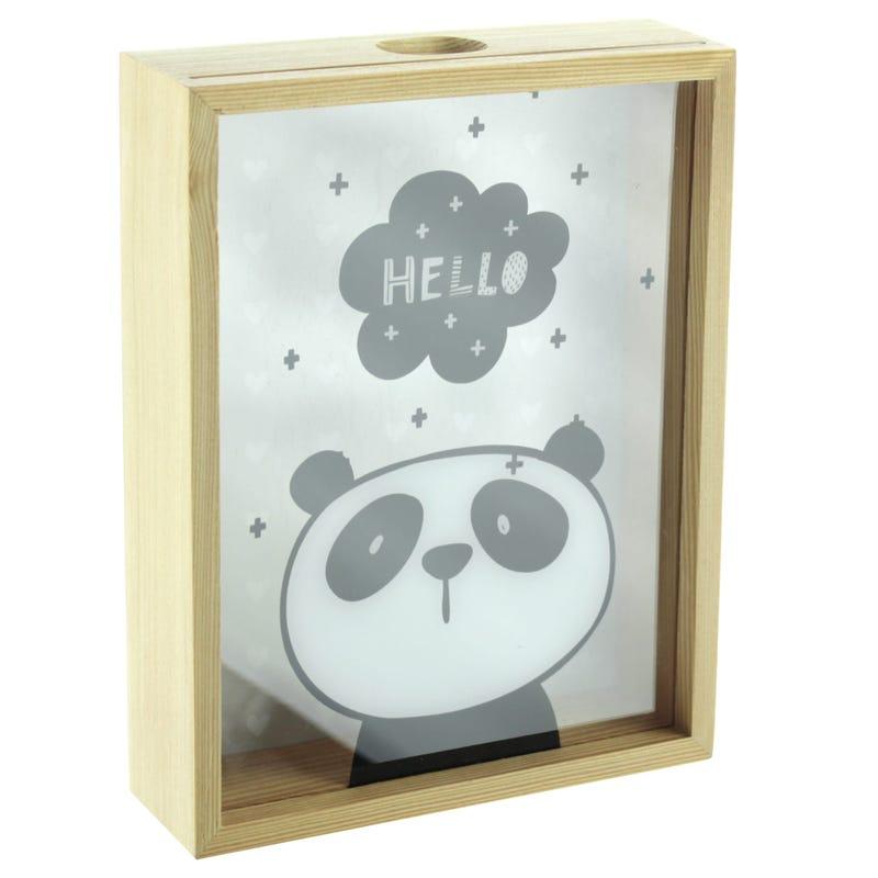 Cadre Panda Hello