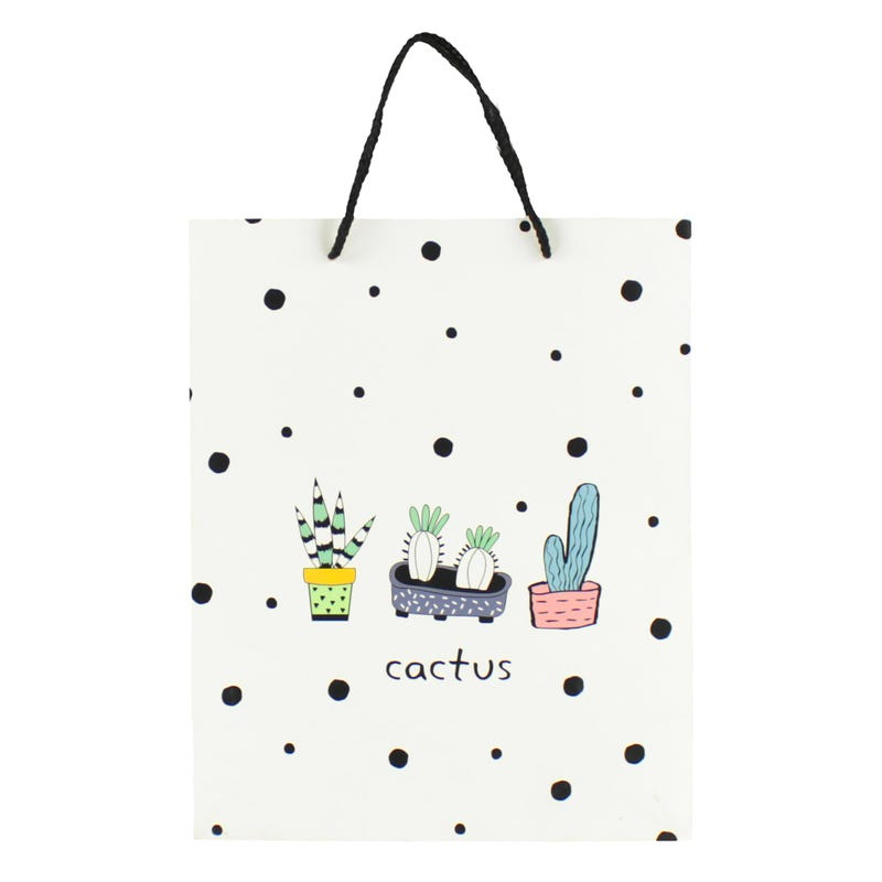 Gift Bag - Cactus