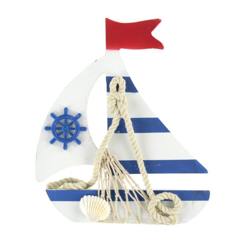 Boat - White