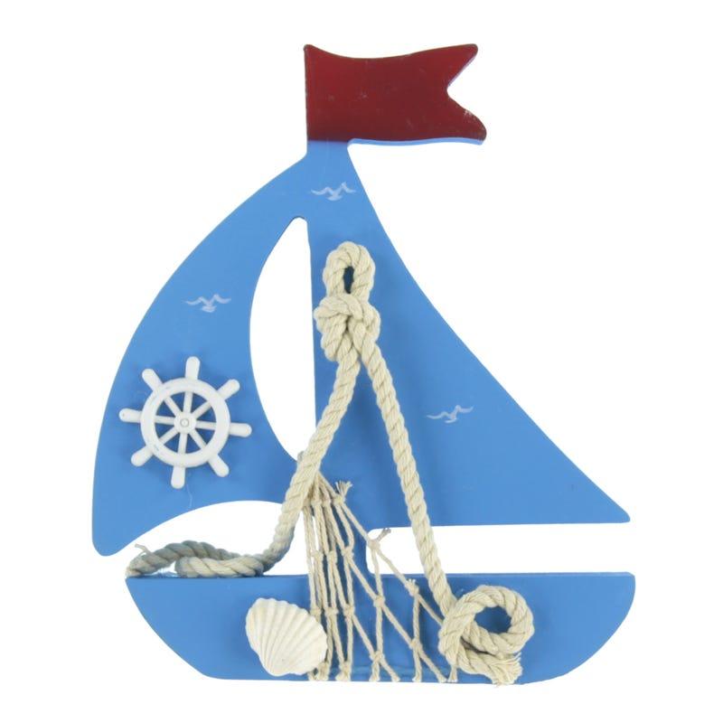 Boat - Blue