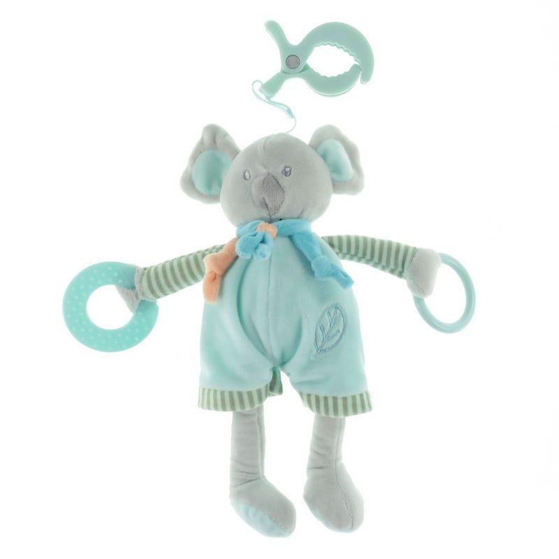 Jouet D'activités Koala Bleu